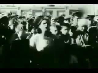 Казнь бандеровцев 1945