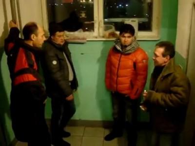 Наезд за арафатку (Бирюлёво Западное)