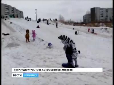 В Красноярске аниматоры избили посетителя детского парка