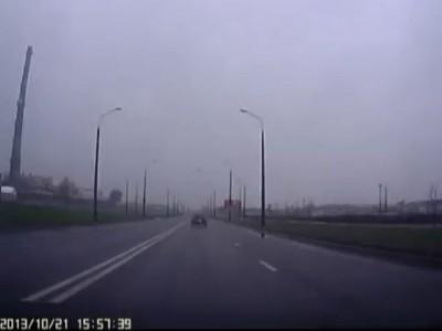 ДТП гродно Мясницкая 19.10.2013