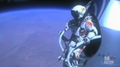 Felix Baumgartner Space Jump: Unreleased Audio