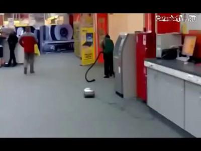 Беспроводной пылесос