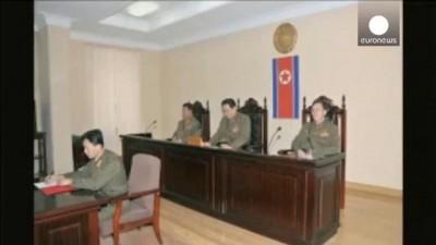 Казнён Чан Сон Тхэк