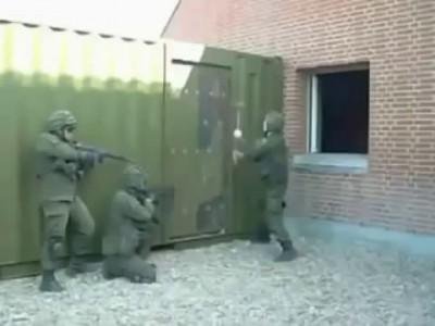 Эстонский спецназ