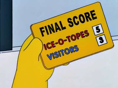 the Simpsons 14-5