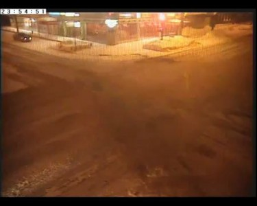 ДТП Пермь 07.02.2011 23.54