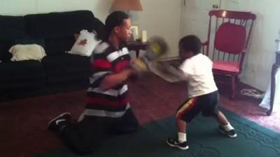 5-ти летний боксёр
