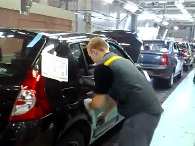 Российские Renault