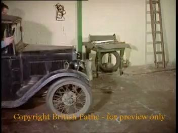 Car Transformation AKA Rebuilt Cars 1958
