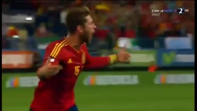 Spain - France 1-1 All Goals and Highlights 16/10/2012