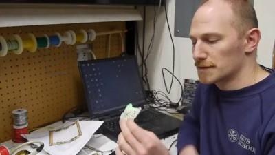Первый игровой контроллер от Краснова с помощью языка