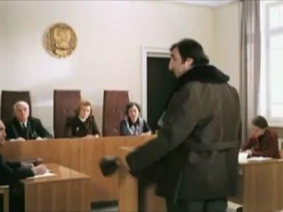 Допрос свидетеля Куполидзе