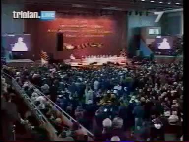 Геннадий Кернес выступление на съезде в Харькове 22.02.14