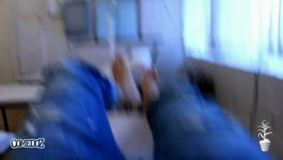 Наркоман Павлик. В больнице.