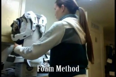 Building Armor with Foam, Part 1