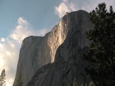 Horsetail Fall - Yosemite National Park