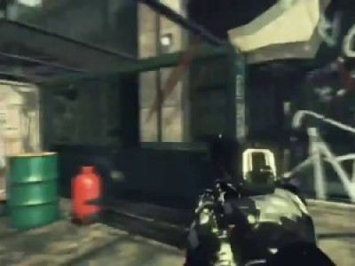 Crysis 2 GDC Techdemo