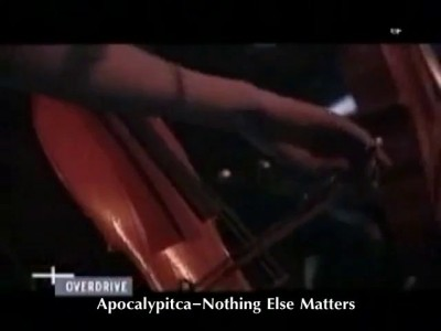Весь мир поет Nothing else matters  metallika!