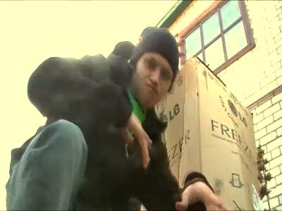 Коробка FREEZER!