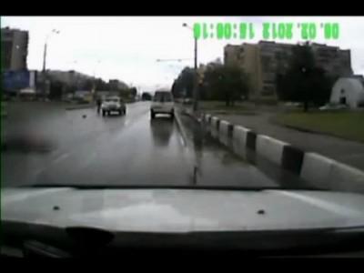 Гродненец сбил пешехода и поехал спать