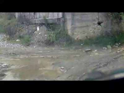 Дороги в Сочи