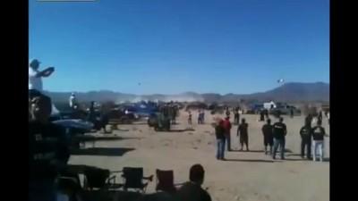 Авария на Baja 1000 2013