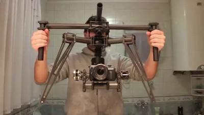 Как работает стабилизация камеры при киносъёмке