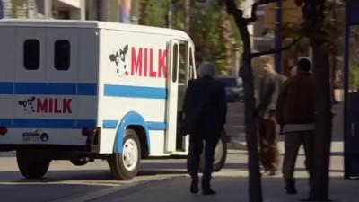 Дуэйн Скала Джонсон принял участие в рекламе молока