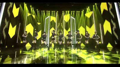 [HD] SNSD - Mr Taxi