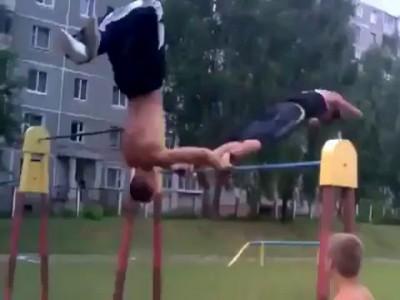 Гимнастика по-русски