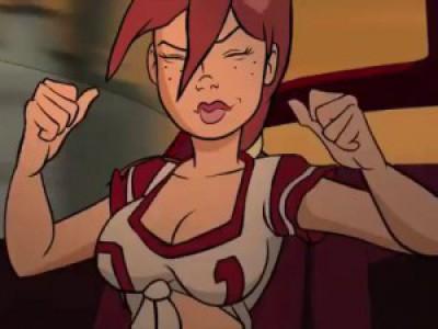 "Adult Animated Short Film ""Riding Shotgun"""