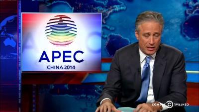 АТЭС в Пекине, Обама и Путин