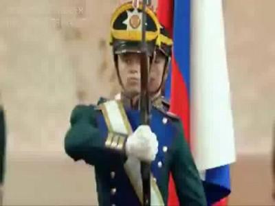 Коронация Кремлёвского гнома.