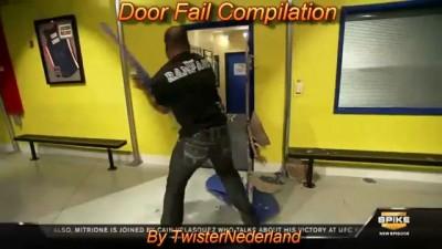 Эти двери и ворота