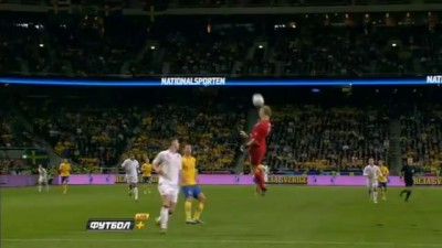 Sweden vs England 4-2 Ibrahimovic