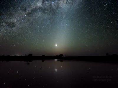 Потрясающий астропейзаж из Австралии