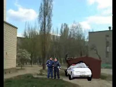 Паркурщик