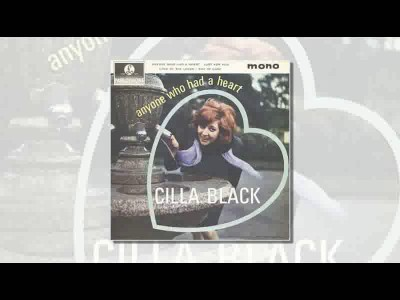 Cilla Black - Anyone Who Had A Heart (1964)