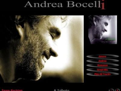 Andrea Bocelli - Besamo mucho
