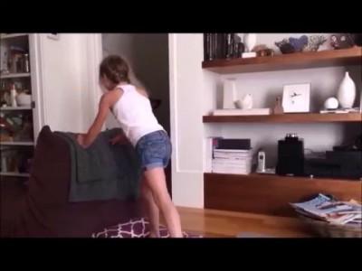 Видеоподборка Неудачные и смешные прыжки кошек