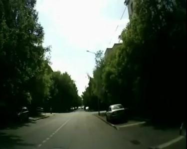 ДТП на Кутузовском 26.05.12