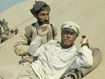 """Белое солнце пустыни. Саид """"Стреляли..."""".avi"""