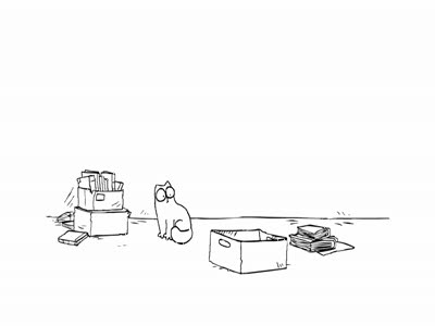 "Simon's Cat - in ""The Box"""