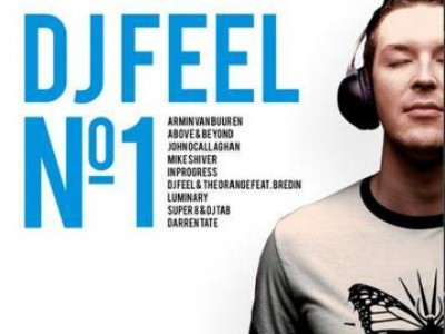 Kissing Your Lips (The Orange Mix Radio version) - DJ Feel & The Orange feat. Boris Bredin