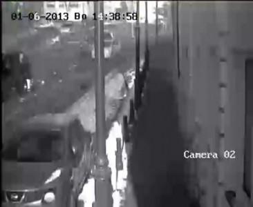 Взрыв Land Cruiser во Владивостоке, Алеутская