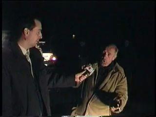 Готовый дед попал в аварию!Интервью!