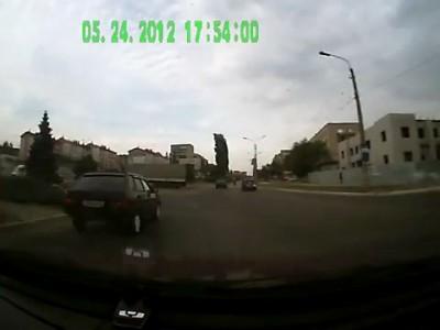 ДТП на улице Некрасова