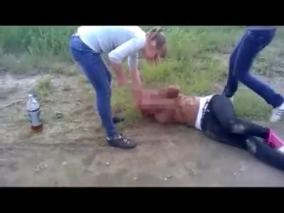 Избиение школьницы в Омске