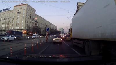 Торопыга на Щелковском шоссе
