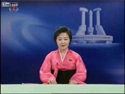Северная Корея - первый человек в космосе
